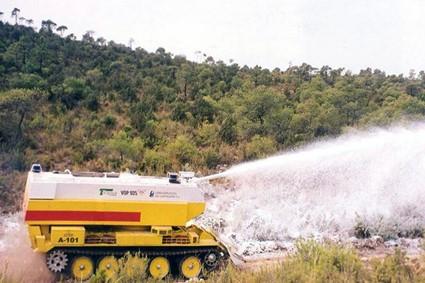 Projets de lutte contre les incendies et campagnes coupe-feux