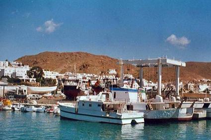 Infraestructuras portuarias