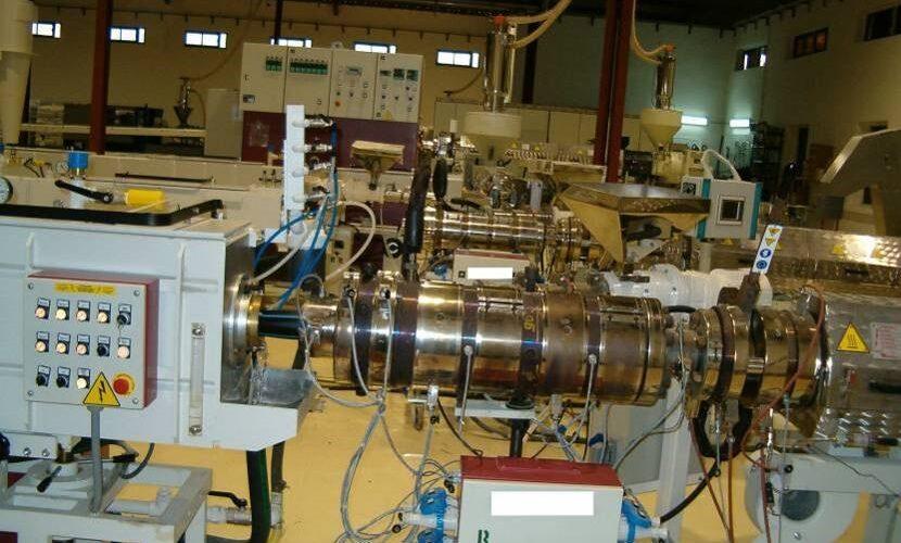 Usine de transformés plastiques Z.I. Chéraga (Alger) – Algérie