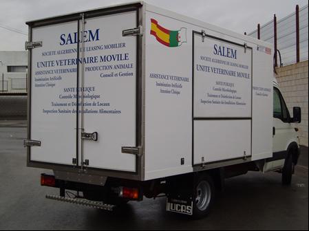 Contrat avec la SALEM pour la création de 600 microentreprises