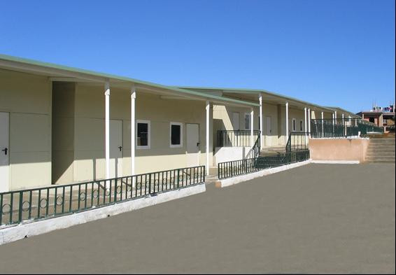 Proyecto escuela en Tidjalabine
