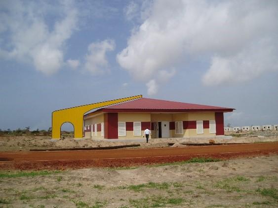 Projet garderie à Dakar